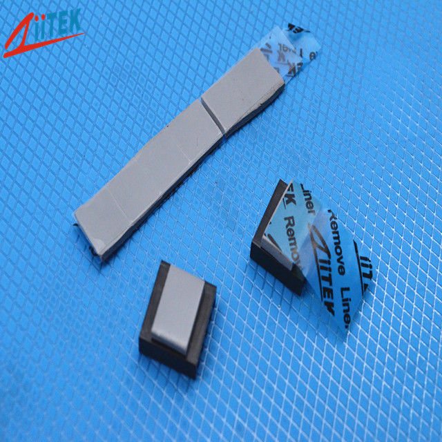 3.05g/Cc Gap Filler Pads Thermally Conductive RDRAM Memory Modules High Performance