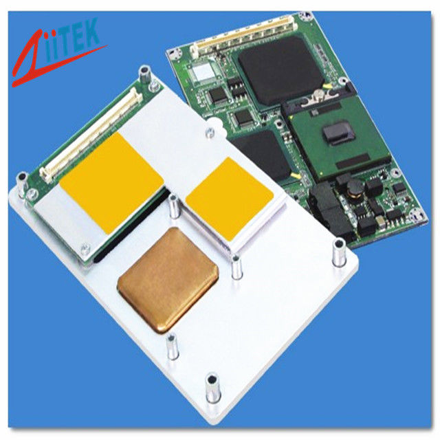 Soft Thermally Conductive Electrical Insulator Memory Modules High Temperature 1.3W/MK