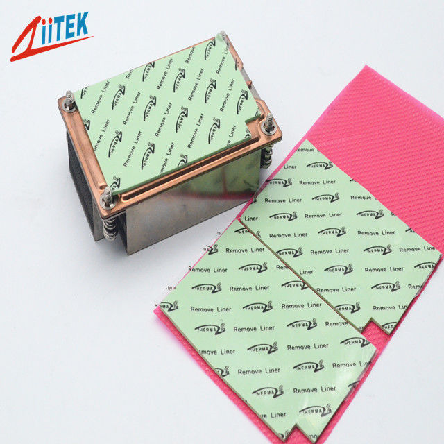 professional manufacturer in China provide Heat Sink Thermal Pad green silicone pad tIF100-07E