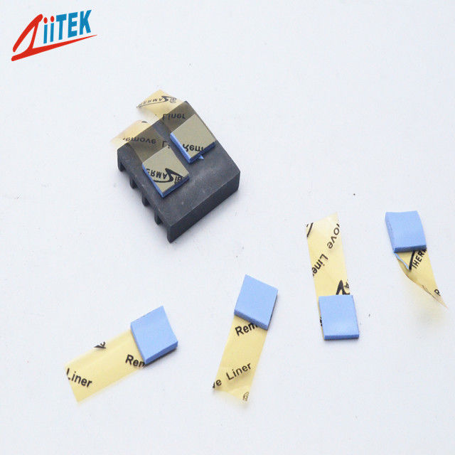 Self Adhesive Silicon Thermal Pad Sticky 1.5W/MK For Micro Heat Pipe