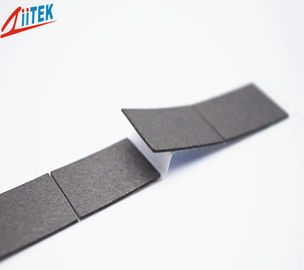 0.8W/MK Shielding Absorbing Materials 0.08mmT For Electrical Device