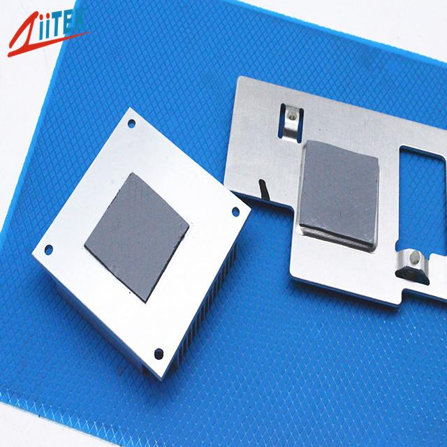 Compressible Silicone Thermal Pad High Conductivity Micro Heat Pipe Thermal Solutions